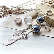 Украшения handmade. Livemaster - original item earrings margarita