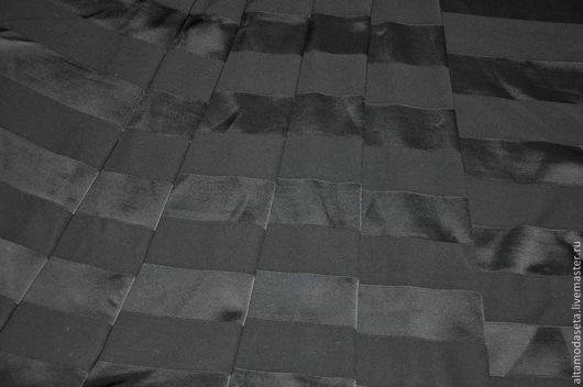 """Шитье ручной работы. Ярмарка Мастеров - ручная работа. Купить Вискоза жаккард """"Franki Morello"""". Handmade. Ткани для шитья"""