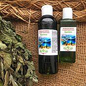 Косметика ручной работы handmade. Livemaster - original item Shampoo Nettle on herbs of the Altai Mountains. Handmade.