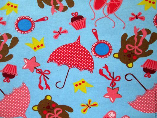 Бязь `Мишка с зонтиком` ясли 1100руб 1,5спальный 1200 руб Однотонной простыни в наличии нет