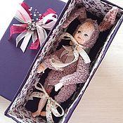 Куклы и игрушки handmade. Livemaster - original item Teddy $: Zainka.Delivery as a gift.. Handmade.