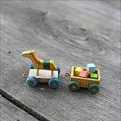 Мини фигурки и статуэтки ручной работы. Ярмарка Мастеров - ручная работа Миниатюрные игрушки для кукол. Handmade.