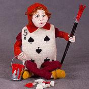 Куклы и игрушки ручной работы. Ярмарка Мастеров - ручная работа Художник-садовник. Handmade.