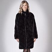 Одежда handmade. Livemaster - original item Fur coat mink. Handmade.