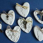 Подарки к праздникам ручной работы. Ярмарка Мастеров - ручная работа Сердце. Handmade.