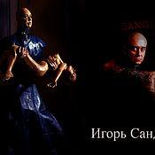 Куклы и игрушки handmade. Livemaster - original item Igor Sandler portrait doll. Handmade.