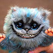 Куклы и игрушки ручной работы. Ярмарка Мастеров - ручная работа Чеширский котенок. Handmade.