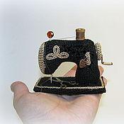 Куклы и игрушки ручной работы. Ярмарка Мастеров - ручная работа Почти ЗИНГЕР :). Handmade.