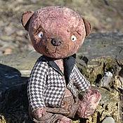 Куклы и игрушки ручной работы. Ярмарка Мастеров - ручная работа Мишка Франтик. Handmade.