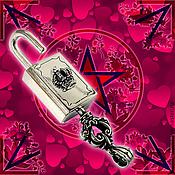 Фен-шуй и эзотерика handmade. Livemaster - original item The talisman is the Key to your heart. Handmade.