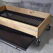Для дома и интерьера ручной работы. Ярмарка Мастеров - ручная работа Ящик для обуви в стиле лофт. Handmade.