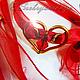 Bracelet:  PASSION  / СТРАСТЬ Collection:  GNOME - TREASURES - VALENTINE  / ГНОМЫ - СОКРОВИЩА – ВАЛЕНТИНКИ Author:  ELENA SREBRYANSKAYA / ЕЛЕНА СРЕБРЯНСКАЯ / ES Brand name:  ELF SILVERY / ЭЛЬФ СЕРЕ