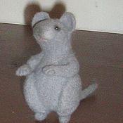 Куклы и игрушки ручной работы. Ярмарка Мастеров - ручная работа Мышастая Мыша. Handmade.