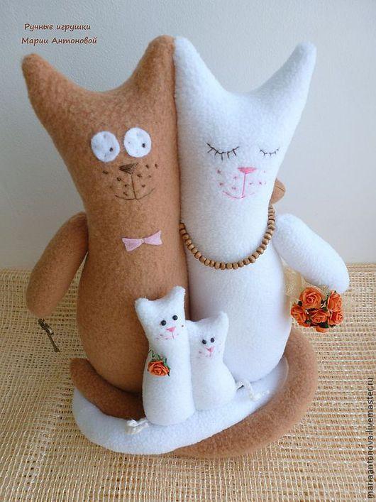 Подарки на свадьбу ручной работы. Ярмарка Мастеров - ручная работа. Купить Неразлучники,подарок на свадьбу. Handmade. Коты