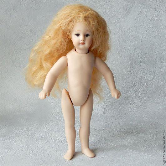 Винтажные куклы и игрушки. Ярмарка Мастеров - ручная работа. Купить SIMON and HALBIG Кукла винтажная 14 см. Реплика.. Handmade.