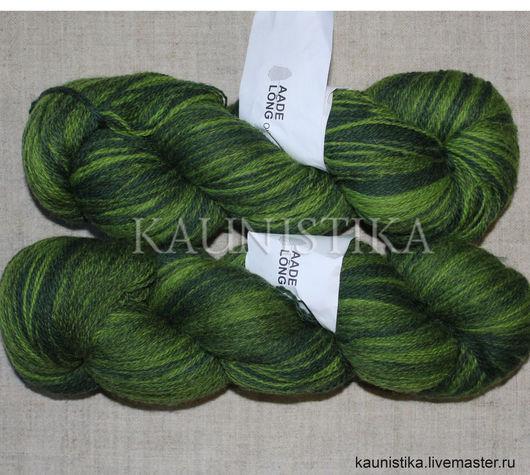 Вязание ручной работы. Ярмарка Мастеров - ручная работа. Купить Кауни Green 8/2 (Оттенки зеленого). Handmade. Зеленый, кауни