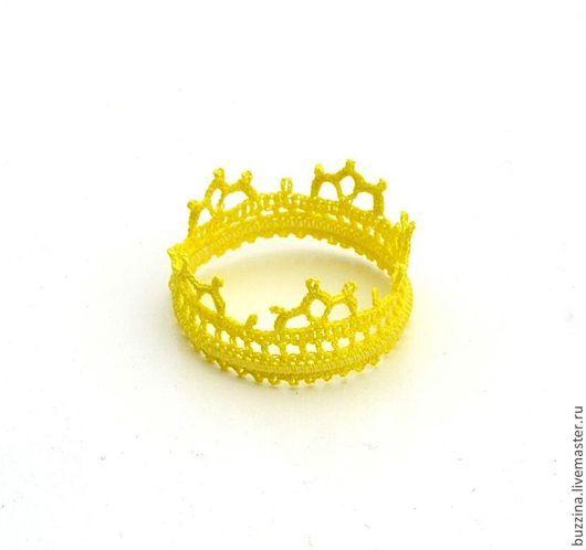 Корона, корона для принца, маленькая корона, корона маленькая, корона для маленького принца, корона для мальчика, корона желтая, желтая корона, корона для фотосессии, корона для принцессы, для новорож