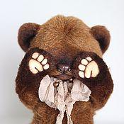Куклы и игрушки ручной работы. Ярмарка Мастеров - ручная работа Амели мишка 26см. Handmade.
