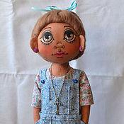 Куклы и игрушки ручной работы. Ярмарка Мастеров - ручная работа Куколка Женька. Handmade.