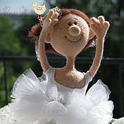 """Куклы и игрушки ручной работы. Ярмарка Мастеров - ручная работа """"Подающая большие надежды"""". Handmade."""