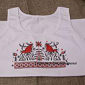 Одежда handmade. Livemaster - original item womens t-shirt. Handmade.
