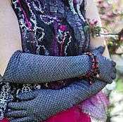 Одежда ручной работы. Ярмарка Мастеров - ручная работа Топ - корсет  из войлока 17018. Handmade.