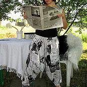 Одежда ручной работы. Ярмарка Мастеров - ручная работа Афгани «The Times». Handmade.