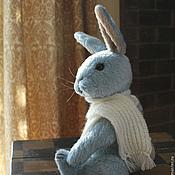 Куклы и игрушки ручной работы. Ярмарка Мастеров - ручная работа Авторский кролик Герман. Handmade.