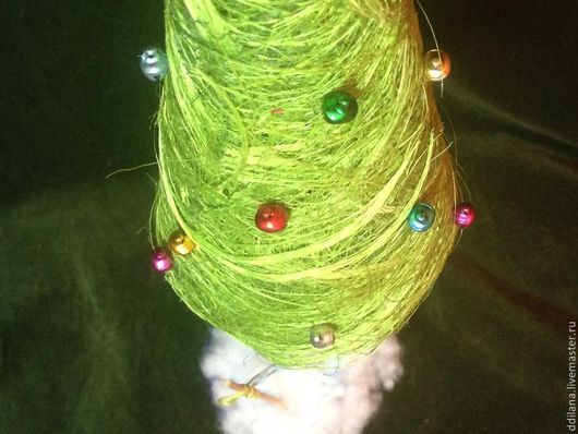 Новогодняя елочка  Частичка волшебства и праздника Ddilana