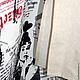 """Платья ручной работы. Женское платье-КИМОНО """"Гейша"""". Анна-Лиза (Мода вне времени ТМ). Ярмарка Мастеров. хлопок"""