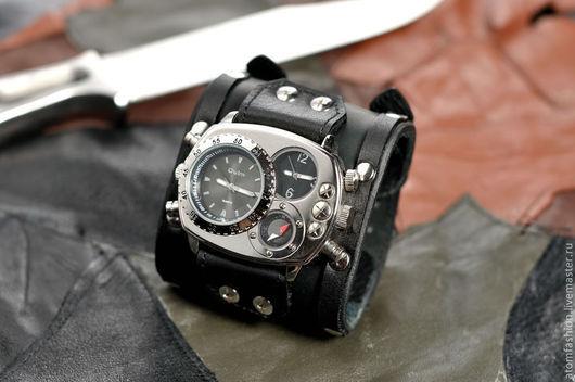 """Часы ручной работы. Ярмарка Мастеров - ручная работа. Купить Часы мужские """"Максимус"""". Handmade. Часы мужские, часы наручные"""