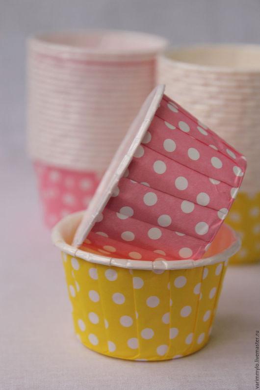 Упаковка ручной работы. Ярмарка Мастеров - ручная работа. Купить Капсула бумажная ламинированная. Handmade. Капсулы бумажные, упаковка для бомбочек
