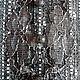 """Платья ручной работы. Сарафан """"Снегири"""" №2. Анна Колдунова. Ярмарка Мастеров. Омск, авторское платье, теплое платье, шёлк"""