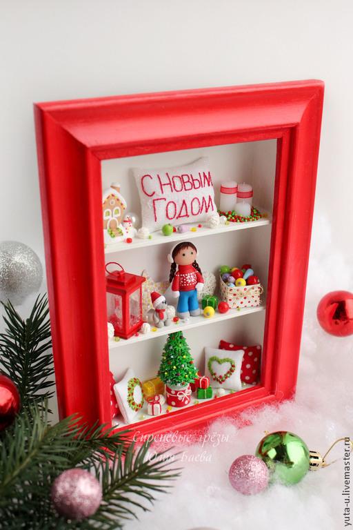 Рамочка С Новым Годом, Кукольные домики, Тольятти,  Фото №1