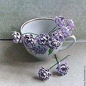 Материалы для творчества handmade. Livemaster - original item Bouquet of peonies (2 sizes). Handmade.