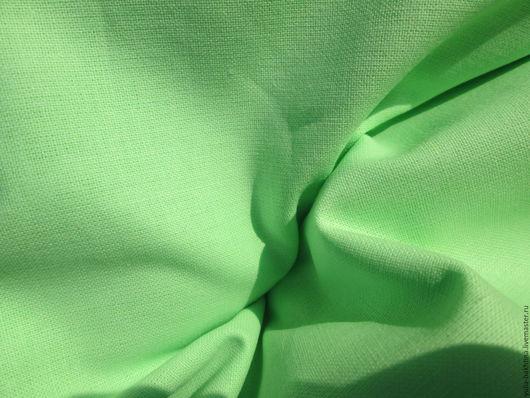 Бязь`Светло-зеленая`
