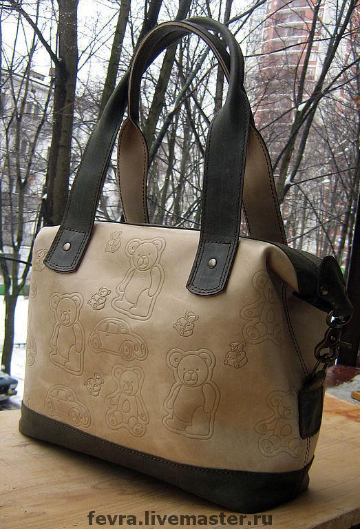 Bag delicate natural shades.\r\Pat's handbag need to be ordered.