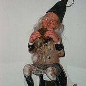 Куклы и игрушки ручной работы. Ярмарка Мастеров - ручная работа Сказочный коротышка.. Handmade.