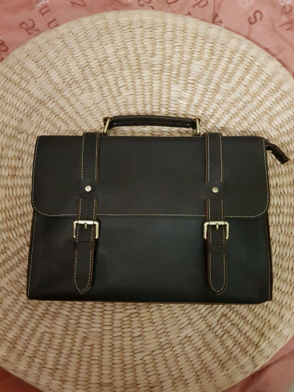 e0be32f08874 Федор Сумки и аксессуары ручной работы. Заказать Мужской кожаный портфель,  модель 'Софокл'.