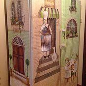 Дизайн и реклама ручной работы. Ярмарка Мастеров - ручная работа Роспись стен - роспись холодильников. Handmade.