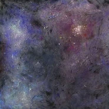 Картины и панно ручной работы. Ярмарка Мастеров - ручная работа Картина пастелью - космическая феерия. Handmade.