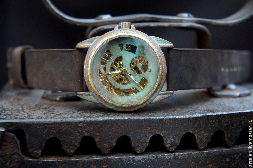 Часы наручные поделка часы купить в ровно