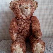 Куклы и игрушки ручной работы. Ярмарка Мастеров - ручная работа Медведь Алёшка. Handmade.