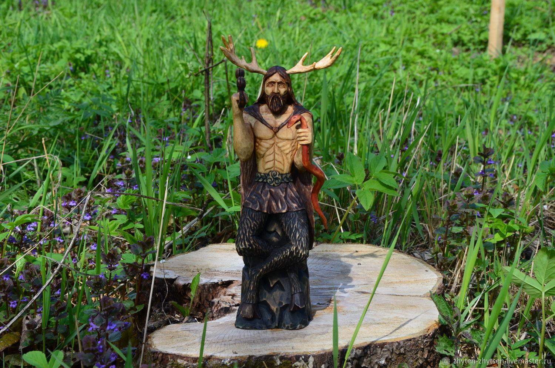 Кернунн. Кельтский Бог, Алтарь, Минск,  Фото №1