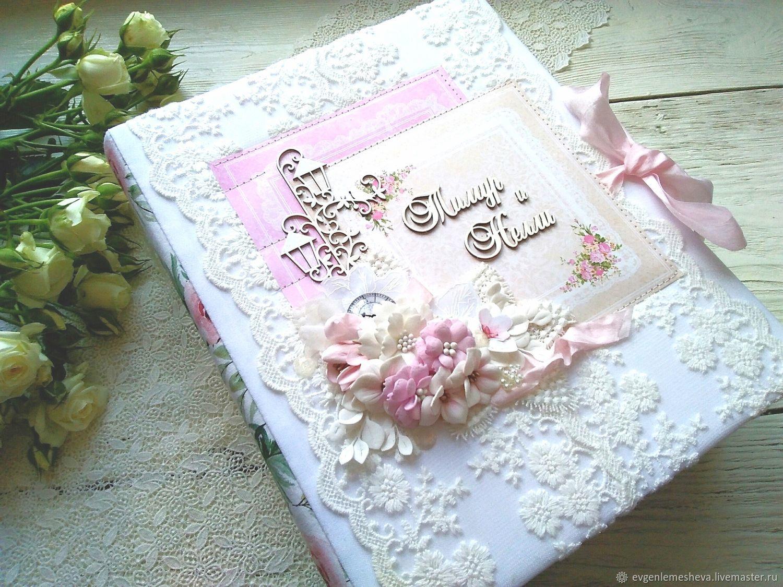 Венчальный альбом. Свадебный фотоальбом. Альбом в подарок, Подарки, Краснодар,  Фото №1