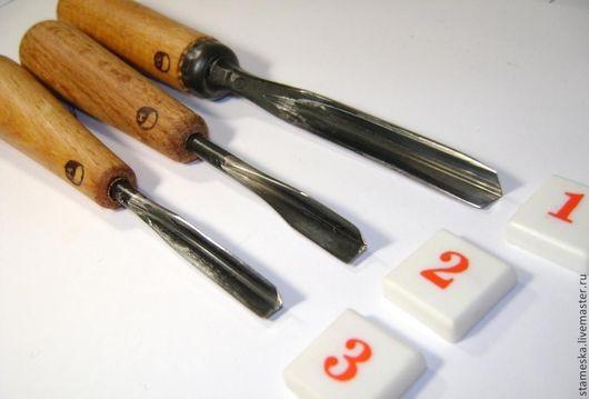 Другие виды рукоделия ручной работы. Ярмарка Мастеров - ручная работа. Купить Кованая  стамеска уголок. Handmade. Стамеска