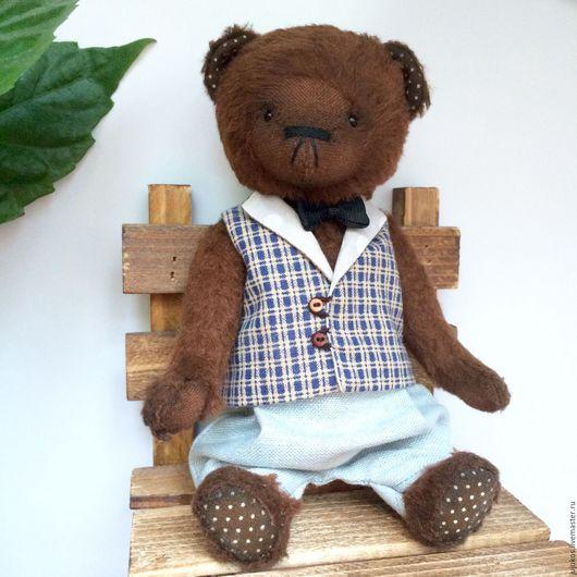 Мишки Тедди ручной работы. Ярмарка Мастеров - ручная работа. Купить БЕРНАРД Мишка Тедди/ BERNARD Teddy bear. Handmade.