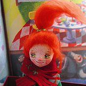Куклы и игрушки ручной работы. Ярмарка Мастеров - ручная работа (Резерв) Апрельское колдовство.... Handmade.
