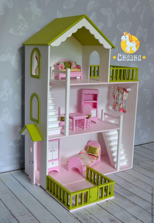 Домик для куколок для