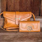 Сумки и аксессуары handmade. Livemaster - original item Bag leather Valencia. Handmade.